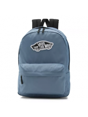 VANS REALM BACKPACK CEMENT BLUE