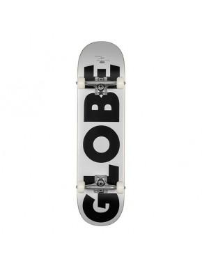 """GLOBE 8"""" G0 FUBAR WHITE7BLACK"""