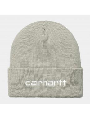 CARHARTT HAMMER / WHITE SCRIPT BEANIE