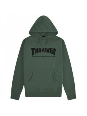 THRASHER SKATEMAG HOOD
