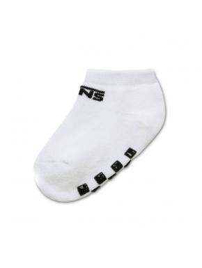 VANS SOCKS 0-12M WHITE/BLACK