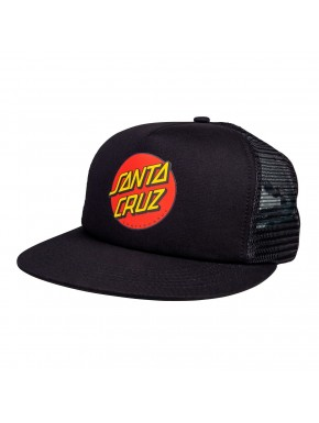 SANTA CRUZ CAP CLASSIC DOT MESH CAP