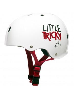 TRIPLE 8 LITTLE TRICKY KIDS WHITE GLOSS