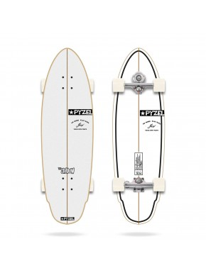 """33.5"""" SHADOW PYZEL x YOW SURFSKATE"""